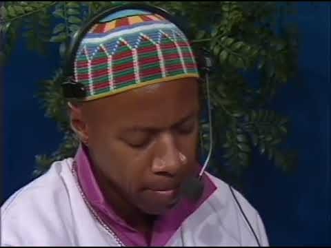 "Laraaji: ""All of a Sudden"" live on Celestrana, 1986"
