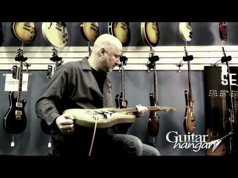 RARE Vintage 1979 Fender Stratocaster Antigua White Electric Guitar Demo | Guitar Hangar