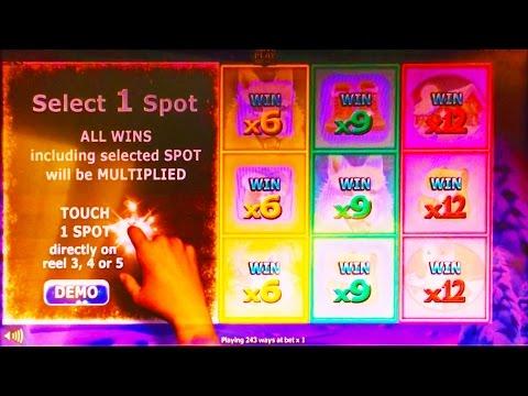 arctic spirit slot machine