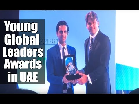 Young Global Leader Awards, Ras Al Khaimah, UAE