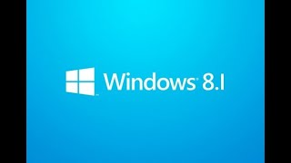 Sistem Yöneticisi Kursu - 006: Windows 8.1 Kurulumu