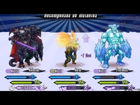 Mutants Genetic Gladiators - Consiguiendo a Horax Platino