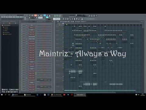 Maintriz - Always a Way (Preview - Instrumental edit Alpha) (Prod. by Myzimecharts)