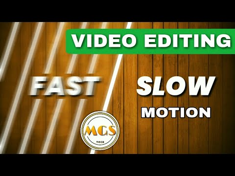 Fast forward & slow motion Android video editing | TechAbuzar