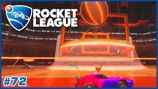 yeni basketbol modu I Rocket League Türkçe Multiplayer I 72. Bölüm