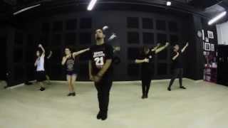 Let Me Clear My Throat (DJ Kool) | HipHop 1 Open Class | Daniel