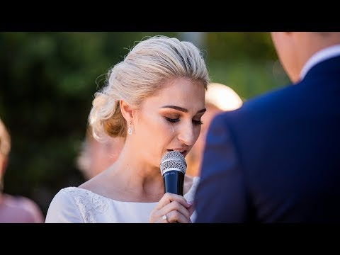 Nakita & Paul's Personal Marriage Vows   Osteria Wedding