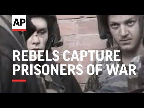Chechnya - Rebels capture prisoners of war