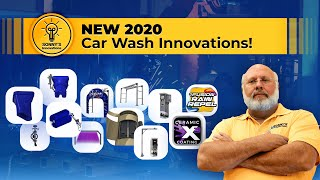 Sonny's 2020 Top Innovations Unveiled at Spring 2020 Virtual CarWash Expo