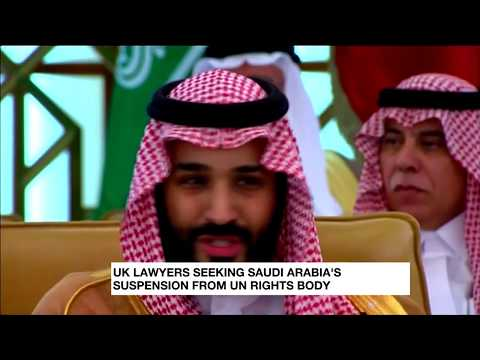 Why are UK lawyers attempting to expel Saudi Arabia from UNHRC? | Klisman Murati