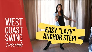 Styling with Lazy Anchor Step - WCSA Tutorial with Jennifer Liu