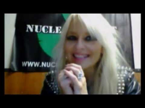 DORO - Live Stream From Nuclear Blast (OFFICIAL INTERVIEW)