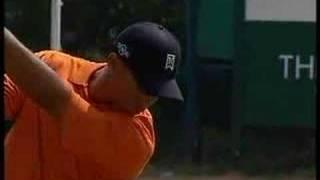 Faldo Woods hype at British Open