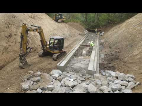 Jewell Creek Fish Passage Restoration Project