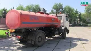 Водные артерии. Как в Бишкеке поливают цветы и деревья?