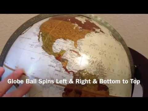 Replogle Lancaster Globe