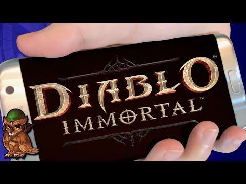 Diablo Immortal Reveal Disaster!