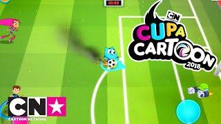 10 karikatür 2018 Kupası | Ben, Gumball şaşırtıcı dünyanın ve Jake eve Kupası | Cartoon Network getiriyor