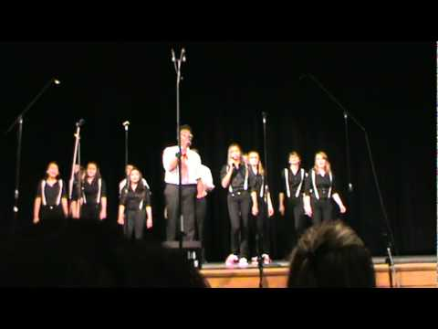 2012 High School A Capella Northeast Champions WitchPitch? from Salem High School
