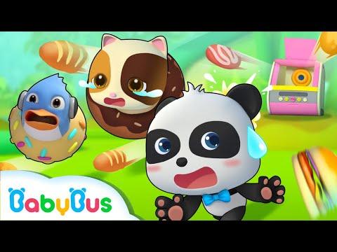 Робот-кулинар | Рюкзак Кики | Кики и его друзья | Сборник детских мультфильмов | BabyBus
