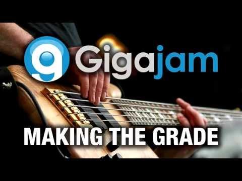 Get a music grade online with Gigajam