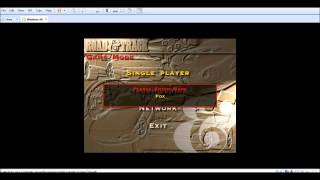 Need for Speed 1 SE Running on Windows 98