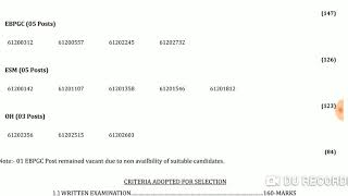 HSSC New Final Result| Official Notice| (KaraMazu Sarkari Naukri) Latest Update
