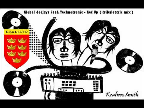 Global deejays feat. Technotronic - Get Up  Tribalectric mix.wmv