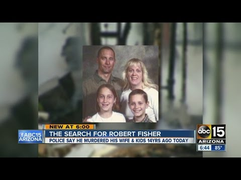 Search Continues For Robert Fisher