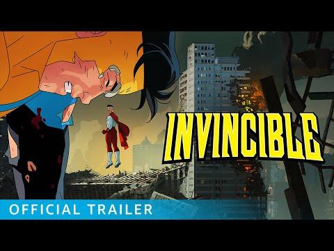 Invincible – Official Trailer   Prime Video