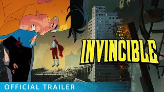Invincible - Official Trailer | Prime Video