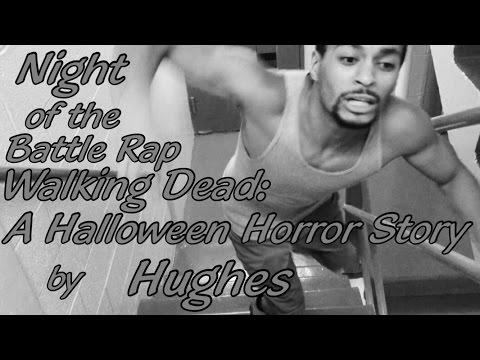 Night of the Battle Rap Walking Dead: A Halloween Horror Story