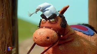 Как пан конем был   мультфильм для малышей   As pan horse was   Moral Stories   Kids Tv Russia