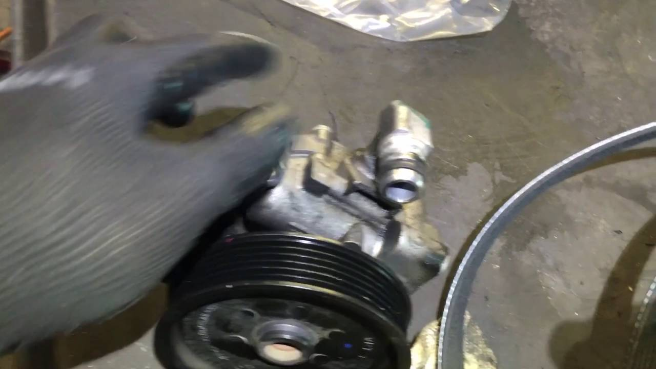 How Much Is A Power Steering Pump >> 2010 E350 Power Steering Pump Replacement