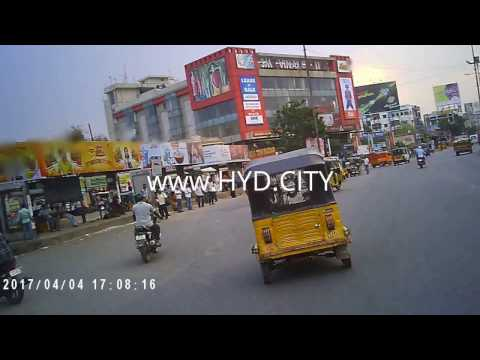 Balanagar Area Video Hyderabad India