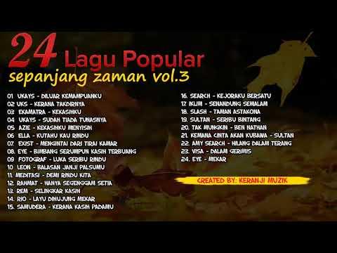 Koleksi Lagu Hits Melayu Sepanjang Zaman Vol.3