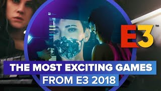 The most exciting games at E3 2018