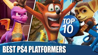 Top 10 Best Platformers on PS4