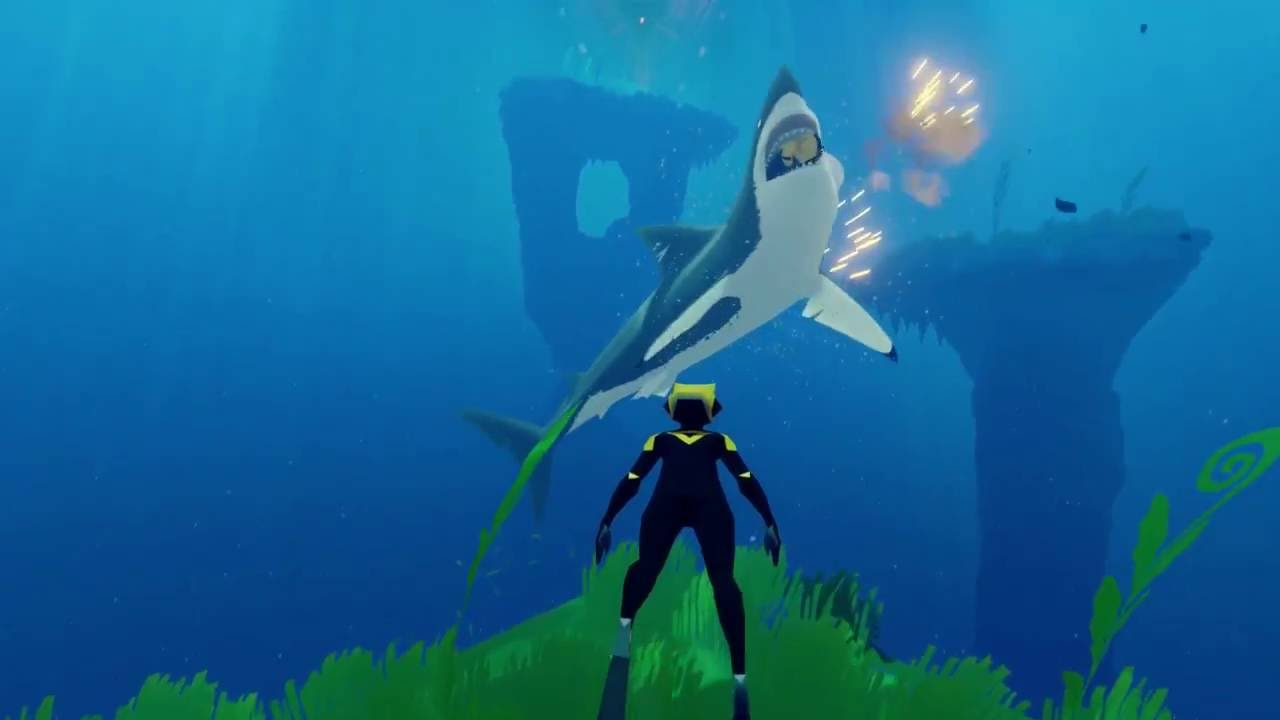 Image result for abzu diver