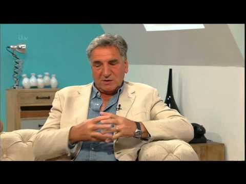 Jim Carter on ITV Weekend
