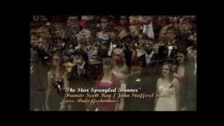 2009 South Dakota All State Choir & Orchestra - Star Spangled Banner