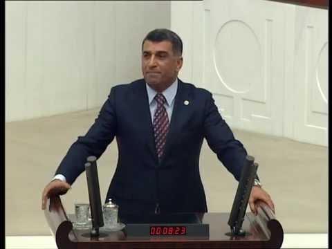 CHP TUNCELİ MV. GÜRSEL EROL'UN TBMM GENEL KURULU'NDA YAPTIĞI KONUŞMA 17.08.2016