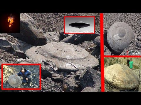 "Several ""Crashed UFO's"" Found In Russia?"