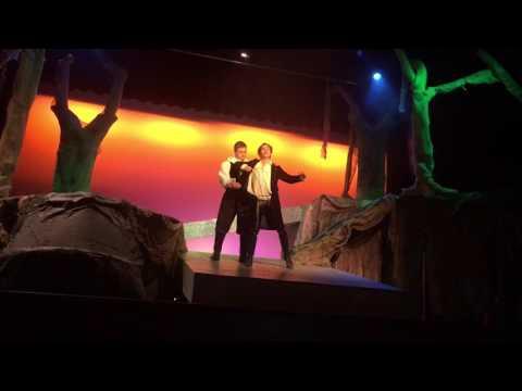 """Ian Hamilton in """"Into the Woods"""": Agony Act 1"""