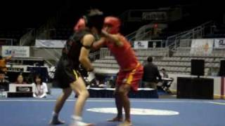 SANSHOU 2009 - 10th world wushu championship