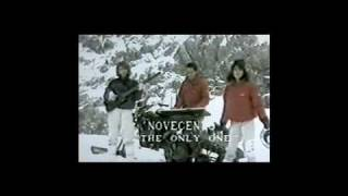 NOVECENTO - THE ONLY ONE -  1985 videoTV -  Superclassificashow