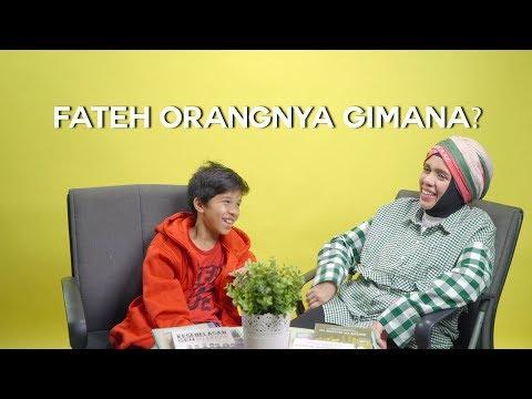 Pendapat Bu Gen tentang Fateh Halilintar | #KidsAskMom Gen Halilintar
