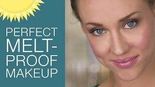 Perfect Summer Melt-Proof Makeup Routine | Ulta Tutorial Thumbnail