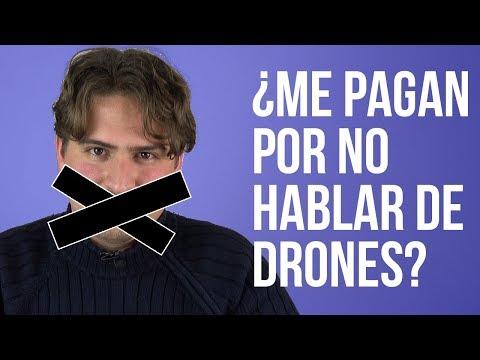 ¿ME PAGA DJI PARA NO HABLAR DEL XIAOMI MI DRONE?: Consultorio Dronero #5