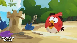 """Angry Birds Toons 2 Ep.5 Sneak Peek - """"Sink or Swim"""""""